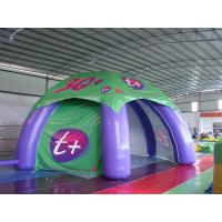 Wholesale Promotion Display Inflatable Tent , Inflatable Spider Tent For Advertising from china suppliers