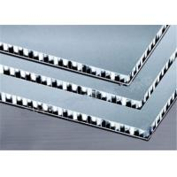 Buy cheap Aluminum Roofing Panels 6mm, 10mm, 15mm, 20mm, 25mm Honeycomb Metal Core Light Weight from Wholesalers