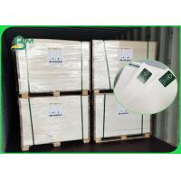 China FSC Approved 300GSM Folding Box Board + 15GSM Coated High Whieness For Packing for sale