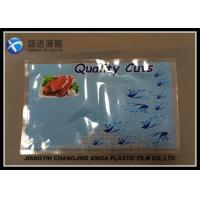 Buy cheap Nylon / PE Frozen Vacuum Pouch For Food Packaging Keep Long Time Storage from wholesalers