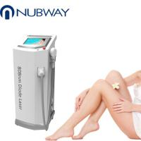 Totally Painfree laser!Most professional painfree 808nm diode laser hair removal machine for sale