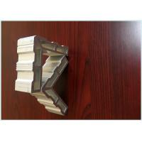 China Rigidity Industrial Aluminium Profiles With Mill Finish / Sandblast Normal Length 6m on sale