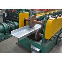 Fully Automatic CZ Purlin Roll Forming Machine for Cold Steel Strip Profile