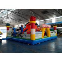 Wholesale EN14960 Commercial Blow Up Bouncer Inflatable Jumping Castles For Rent from china suppliers