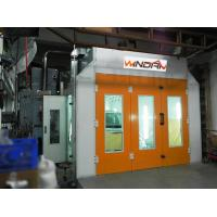 Quality Auto paint drying Station, Water Spray Booth with Stainless Steel Heating for sale
