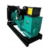 Buy cheap Cummins Diesel Generator 80KW / 100KVA Low Fuel Consumption Continuous Generator from wholesalers