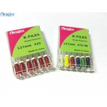 Wholesale Hand Use Dental Endo Files , NITI Alloy K Files Endodontics Pack 6 Pcs / Box from china suppliers