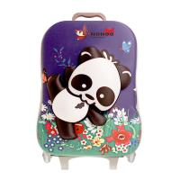 China Travel Shockproof Kids Hard Shell Luggage With Wheels ROHS Approve on sale