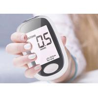 Wholesale Big LCD Digital Display Diabetes testing equipment Blood Glucose Monitor 16*11*5cm from china suppliers