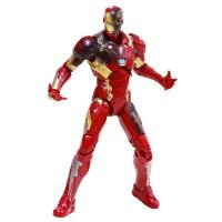 Quality Superhero Captain America Action Figure Toys For Children Model Style for sale