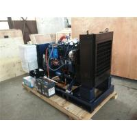 Wholesale Brushless Diesel Generator Sets , 40 KW Silent Diesel Generator For Tankers from china suppliers