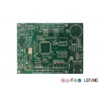 Wholesale Lead Free HASL Gold Plated Circuit Board , Prototype Circuit Board Fabrication from china suppliers