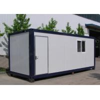 China 20FT Container Flat Pack Home Prefab House ANT FP1501 on sale