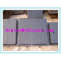 China Ductile Iron Manhole Cover Drain cover factory directly EN124 square on sale