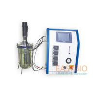 Autoclavable Glass Fermenter Mechanical Stirred PH2.0-12.0±0.1 Servo Motor for sale