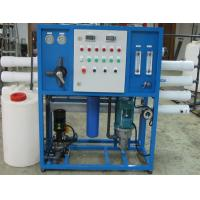 Wholesale High Efficient Seawater To Freshwater Machine , Seawater Desalination Equipment from china suppliers