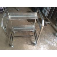 Wholesale Stainless Steel SMT Feeder Storage Cart For JUKI Pick And Place Equipment from china suppliers
