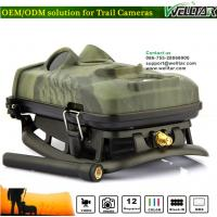 China 12MP 720P No Flash MMS/GPRS/GSM Wireless Digital Trail Hunting Game Camera With Infrared on sale