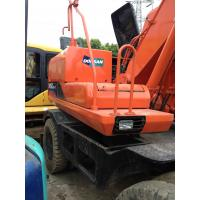 Quality Used Doosan DH150W-7 excavator for sale