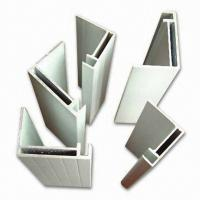 Wholesale Custome 60 × 35mm Solar Panel Aluminium Frame Electrophoresis Aluminum Extrusion Profiles from china suppliers
