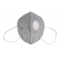 Wholesale Healthy Breathing Dustproof High Quality Kn95 Grey Face Mask from china suppliers