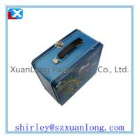 Quality wholesale metal lunch tin box with factory price for sale