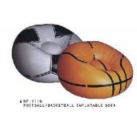 Wholesale Football/Basketball Inflatable Sofa (NF-1116) from china suppliers