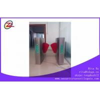 China Deluxe Swing Gate Turnstile Pedestrian Barrier Gate anti - temperature on sale