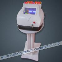 Wholesale Hot Air Cooled Laser Liposuction Equipment , Effective Lipo Laser Slimming Machine from china suppliers