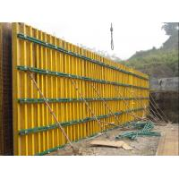 H20 Timber Beam Concrete Wall Formwork Prefabricated For Straight Concrete Wall for sale