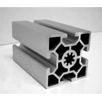 Wholesale 6005 Silvery Anodized Industrial Aluminium Profile System Aluminum Dovetail Extrusion from china suppliers