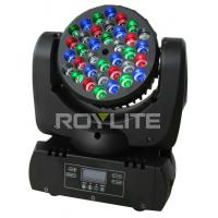 Wholesale Mac 101 36 x 3w RGBW Led Moving Head Light Beam Angle 8 For Stage Lights from china suppliers