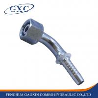 Buy cheap 20491 90 Degree Metric Female 24 Degree Cone O-ring Hydraulic Pipe Fittings from wholesalers
