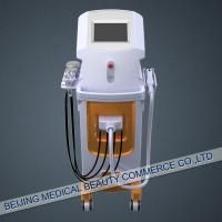 Wholesale 755nm Ipl Hair Removal Machines with cavitation rf slimming perfect combination from china suppliers
