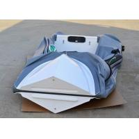 Wholesale 330 cm Foldable Rib Boat PVC Full Color Abrasion Resistance With Foot Pump from china suppliers