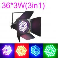 Buy cheap Full Color Led DMX Stage Lights 120W 50 / 60HZ 100000 Hours Led Lighting for from wholesalers