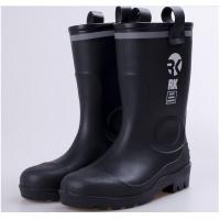 Wholesale PVC Safety boots injection mold,steel toe PVC gumboots mould from china suppliers