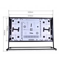 Wholesale 120000lux 8x ISO1233 Resolution Test Chart Bracket AC100V from china suppliers