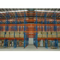 Wholesale Stackable Pallet Storage Racking Systems 500kg - 5000kg With Corrosion - Protection from china suppliers