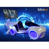 Wholesale Leke VR Car Racing Simulator , Multiplayer Mode Virtual Car Driving Simulator from china suppliers