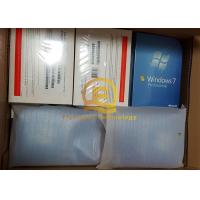 Wholesale Genuine Microsoft Windows 7 Product Key Full Version , Windows 7 Softwares With Retail Box from china suppliers