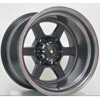 Wholesale SUV 4X4 car alloy wheels 15x8.0  16x10  16x8  PCD 6/5X139.7 KIN-60599 from china suppliers