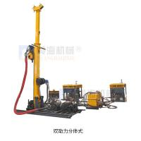 Wholesale Portable HYDX-2 Core Drill Rig Full Hydraulic Drilling Rig With 2500r / min Rotating Velocity from china suppliers