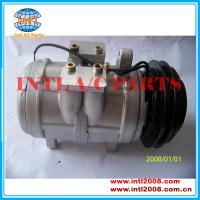 China AC aircon Comrpessor 6E171 PV1 for John Deere Windrowers Backhoe Loaders Combines Cotton TY6626 RE10972 A165850 RE12514 on sale