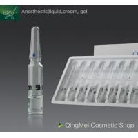 Wholesale Fast Acting Pain Control Topical Anaesthetic Cream , Permanent Tattoo Skin Numbing Cream Gel from china suppliers