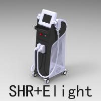 Wholesale Shr + Elight / Ipl Hair Removal Sysem With Two Handles Mb600c from china suppliers