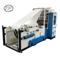 China TF-FTM 2L-6L China supplier CE approved facial tissue making machine on sale