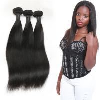 Wholesale Silk Straight Original Brazilian Straight Hair Extensions Customized Length from china suppliers