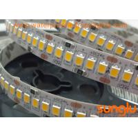 16W SMD 2835 240D Flexible LED Strip Lights Warm White For Meeting Room for sale