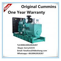 Quality 340KVA diesel genset powered by Cummins engine NTA855-G2A for sale